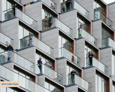 تعامل در معماری